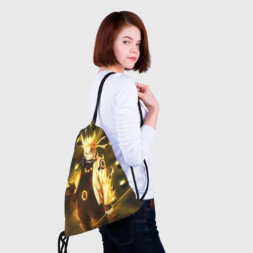 Рюкзак-мешок 3D Наруто Фото 01