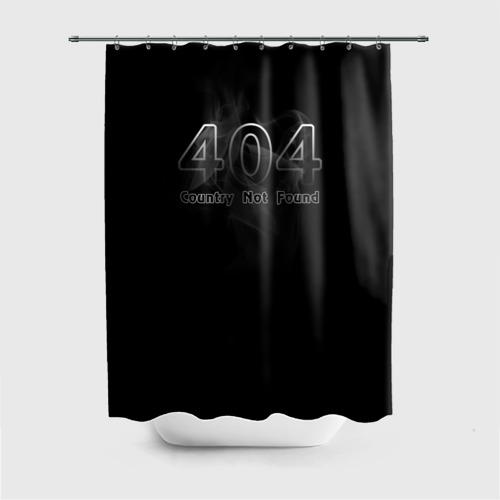 Штора 3D для ванной  Фото 01, 404