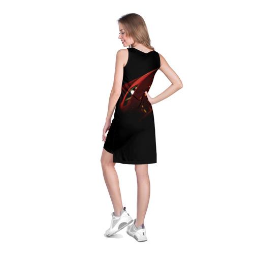 Платье-майка 3D  Фото 04, Ferrari