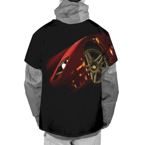 Накидка на куртку 3D  Фото 02, Ferrari