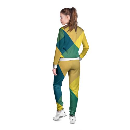 Женская олимпийка 3D  Фото 04, Applications