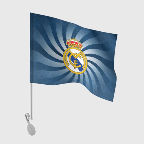Флаг для автомобиля Реал Мадрид