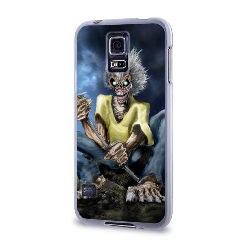 Чехол для Samsung Galaxy S5 силиконовый  Фото 03, FISHING