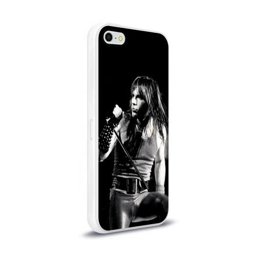 Чехол для Apple iPhone 5/5S силиконовый глянцевый  Фото 02, Sing