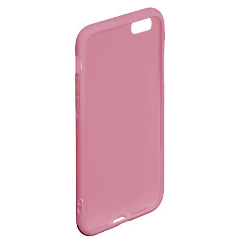 Чехол для iPhone 6Plus/6S Plus матовый Внутренний мир Фото 01