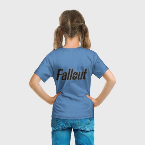 Детская футболка 3D Fallout Фото 01