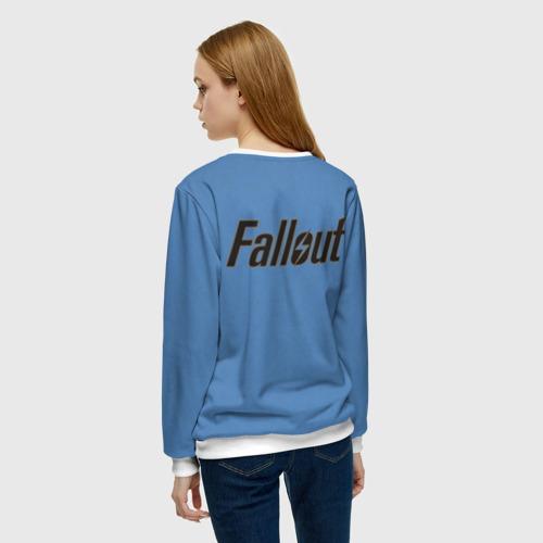 Женский свитшот 3D Fallout Фото 01