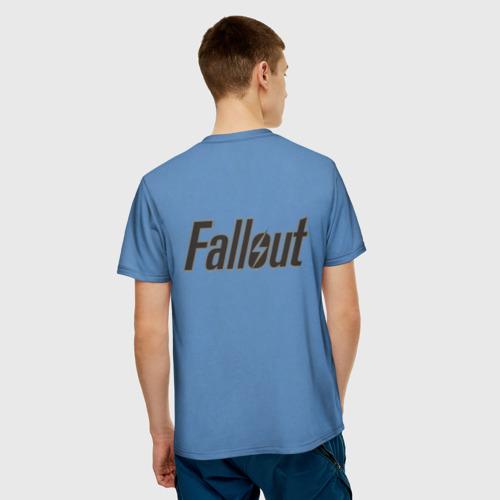 Мужская футболка 3D Fallout Фото 01