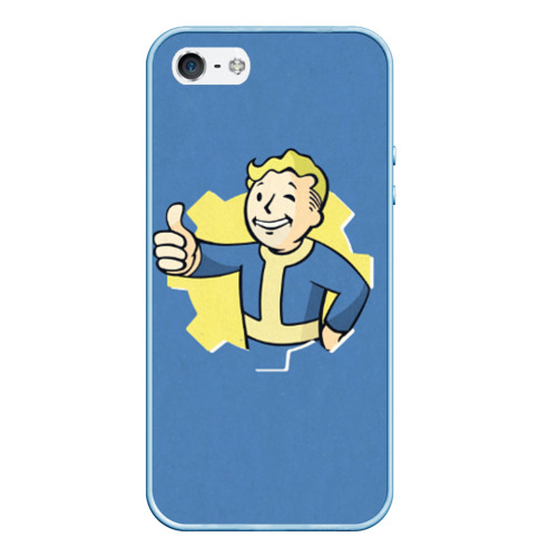 Чехол для iPhone 5/5S матовый Fallout Фото 01
