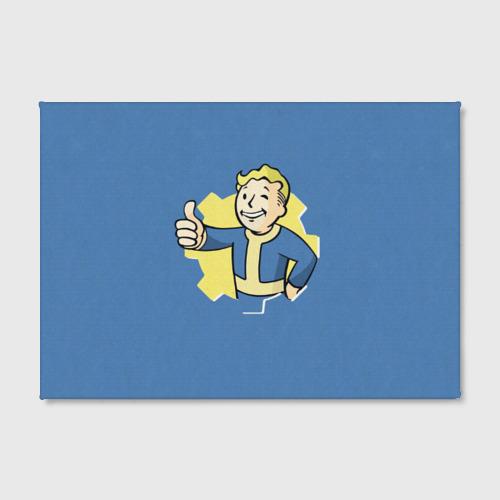 Холст прямоугольный Fallout Фото 01