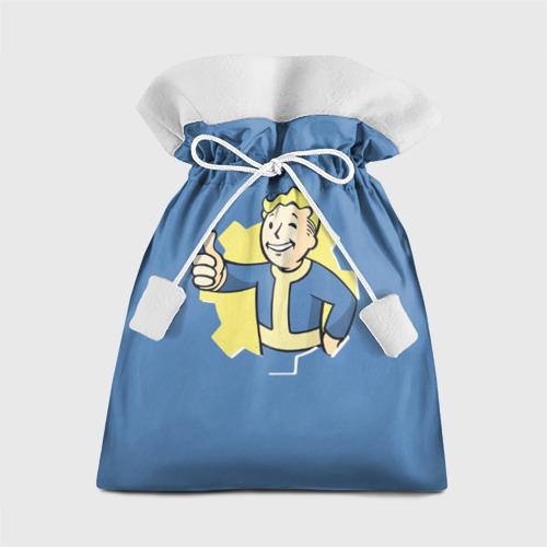 Подарочный 3D мешок Fallout Фото 01