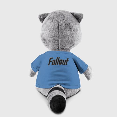 Енотик в футболке 3D Fallout Фото 01