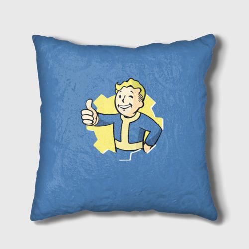 Подушка 3D Fallout Фото 01