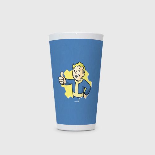 Кружка Латте Fallout Фото 01