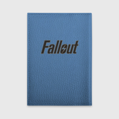 Обложка для автодокументов Fallout Фото 01