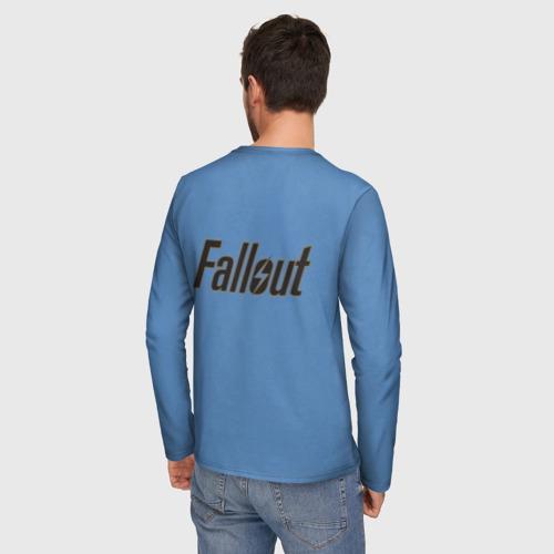 Мужской лонгслив 3D Fallout Фото 01