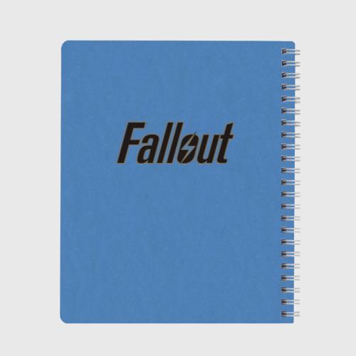 Тетрадь Fallout Фото 01