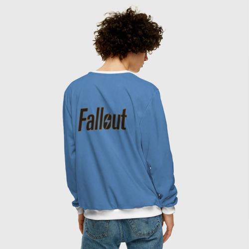 Мужской свитшот 3D Fallout Фото 01