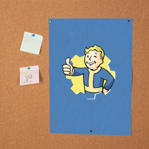 Постер Fallout Фото 01