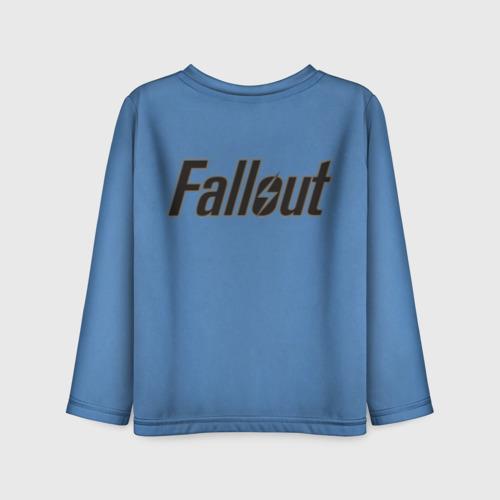 Детский лонгслив 3D Fallout Фото 01