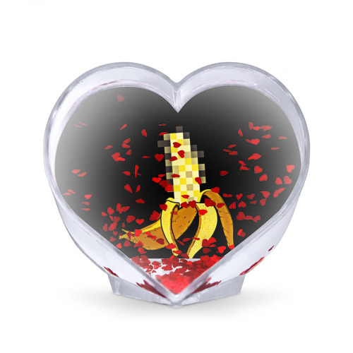 Сувенир Сердце  Фото 02, Банан 18+