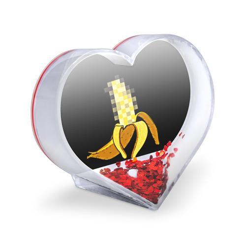 Сувенир Сердце  Фото 03, Банан 18+