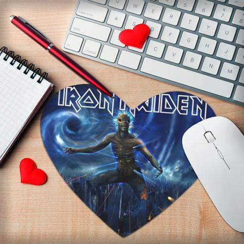 Коврик сердце  Фото 02, Iron Maiden