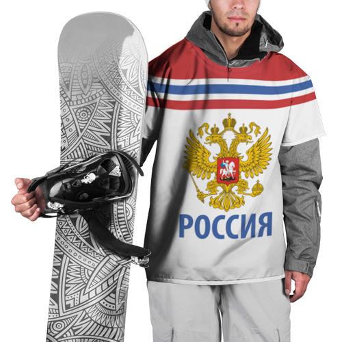 Накидка на куртку 3D  Фото 01, Путин