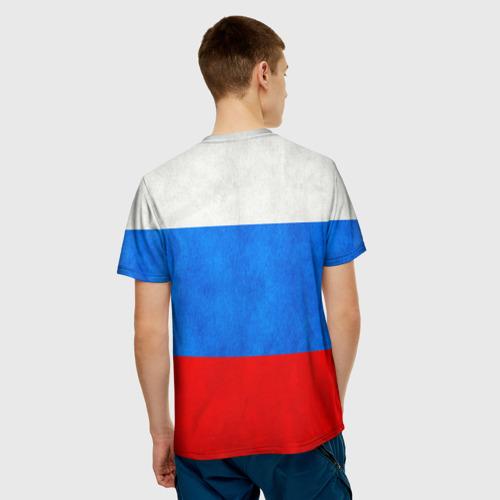 Мужская футболка 3D  Фото 02, Russia (from 29)