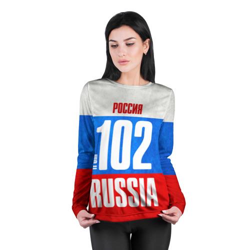 Женский лонгслив 3D для беременных  Фото 04, Russia (from 102)