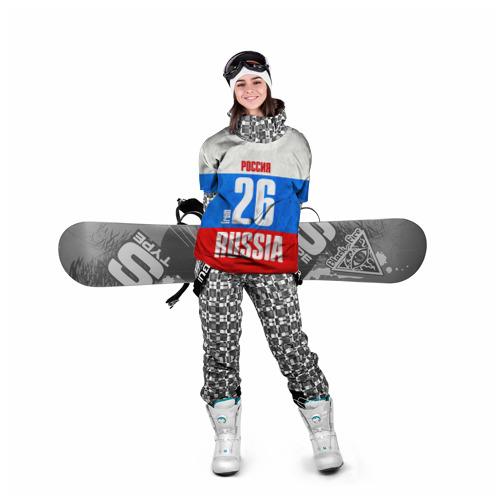 Накидка на куртку 3D  Фото 05, Russia (from 26)