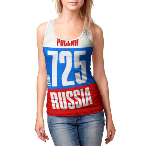Женская майка 3D  Фото 03, Russia (from 725)