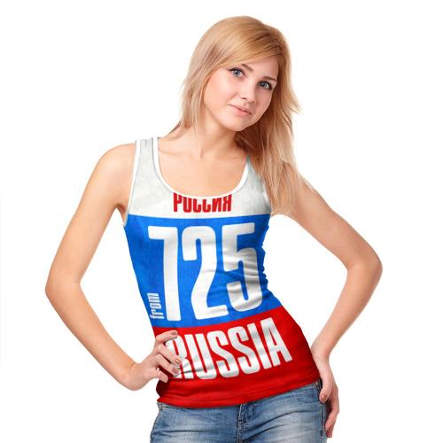 Женская майка 3D  Фото 05, Russia (from 725)
