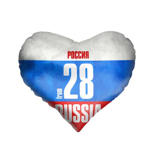Подушка 3D сердце  Фото 01, Russia (from 28)