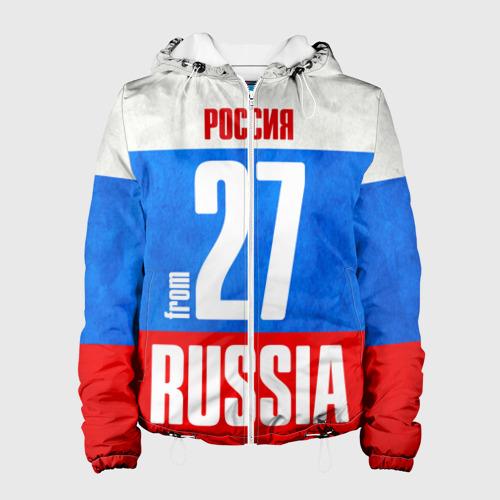 Женская куртка 3D  Фото 01, Russia (from 27)