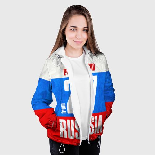 Женская куртка 3D  Фото 04, Russia (from 27)