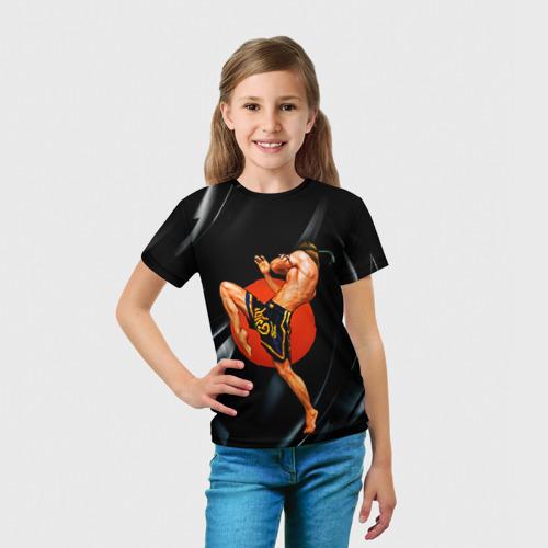 Детская футболка 3D  Фото 03, Muay thai 4