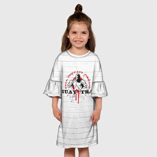 Детское платье 3D  Фото 01, Muay thai 7