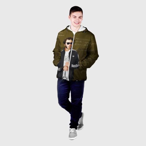 Мужская куртка 3D  Фото 03, Пушкин