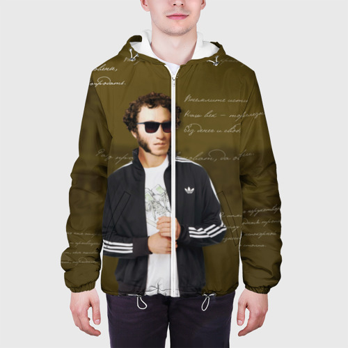 Мужская куртка 3D  Фото 04, Пушкин