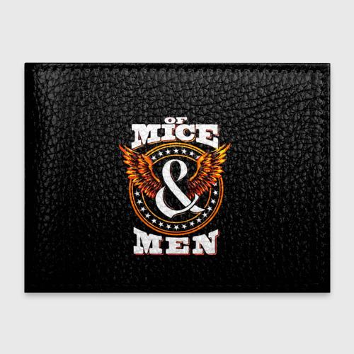 Обложка для студенческого билета  Фото 01, Of Mice & Men