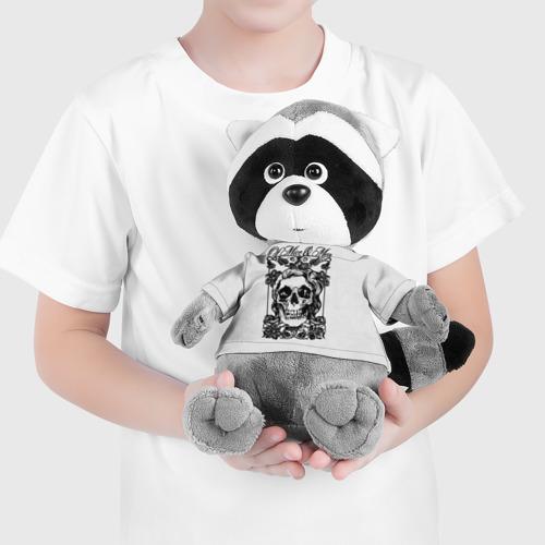 Енотик в футболке 3D  Фото 04, Of Mice & Men