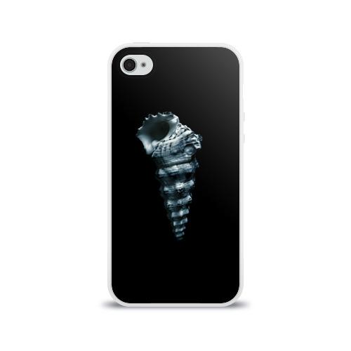 Чехол для Apple iPhone 4/4S силиконовый глянцевый  Фото 01, Of Mice & Men