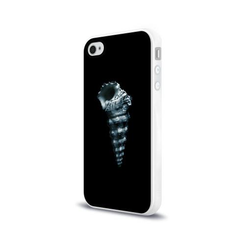 Чехол для Apple iPhone 4/4S силиконовый глянцевый  Фото 03, Of Mice & Men