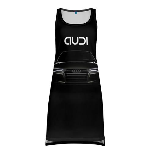 Платье-майка 3D AUDI