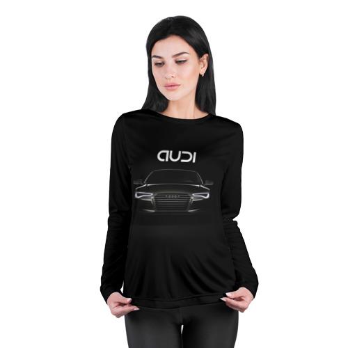 Женский лонгслив 3D для беременных  Фото 04, AUDI