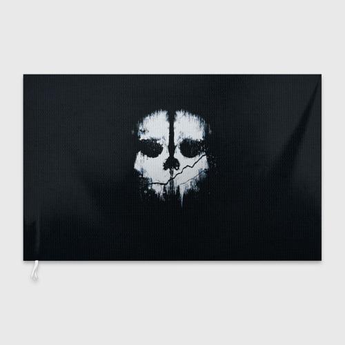 Флаг 3D Call of Duty Фото 01