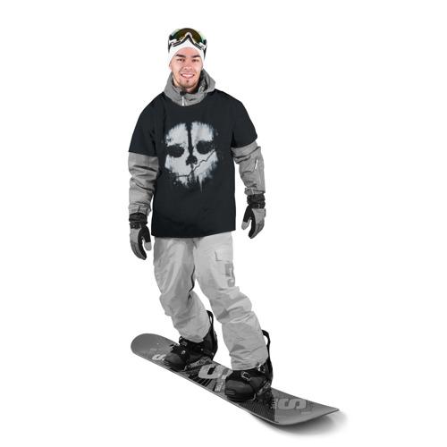 Накидка на куртку 3D  Фото 03, Call of Duty
