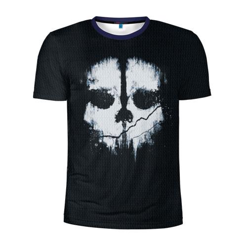Мужская футболка 3D спортивная Call of Duty Фото 01