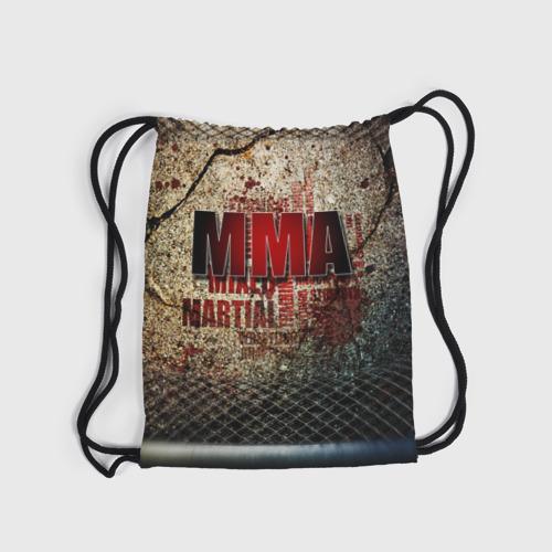 Рюкзак-мешок 3D  Фото 04, MMA